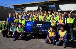 Milspec feature. The Milspec crew.